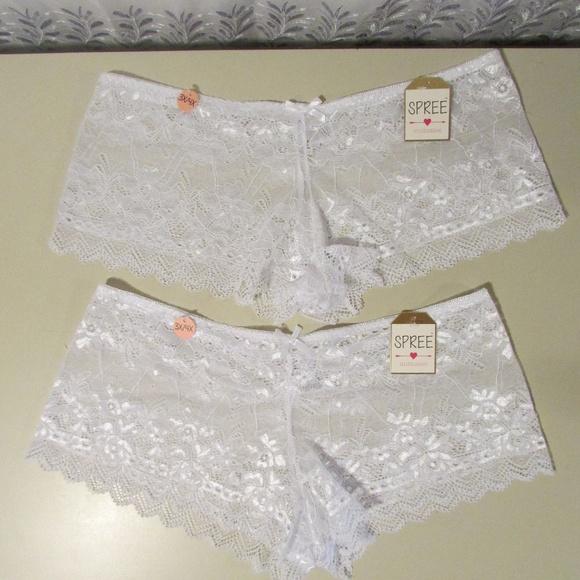 462c1032c19a Spree Intimates Intimates & Sleepwear | Womens Plus Size 3x4x White ...